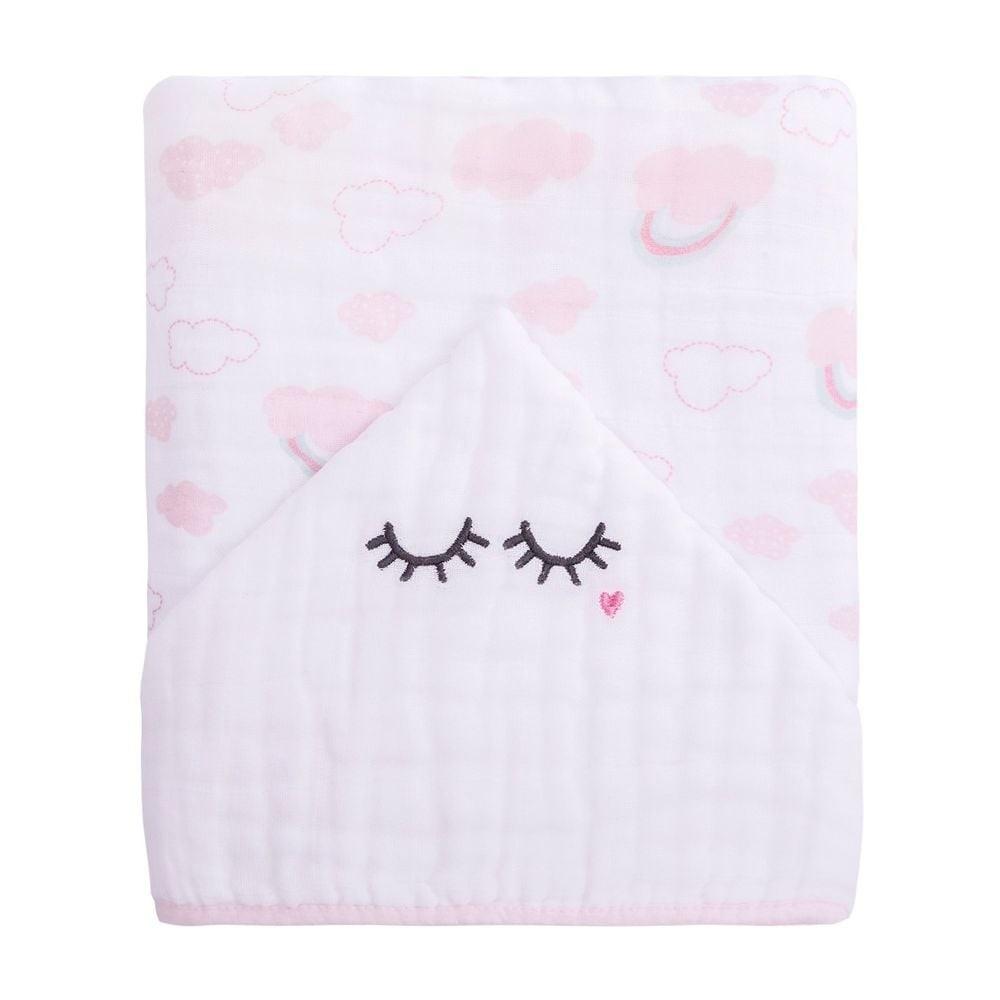 Toalhão De Banho Soft Premium Papi C/ Capuz Bordado  REF: 0927