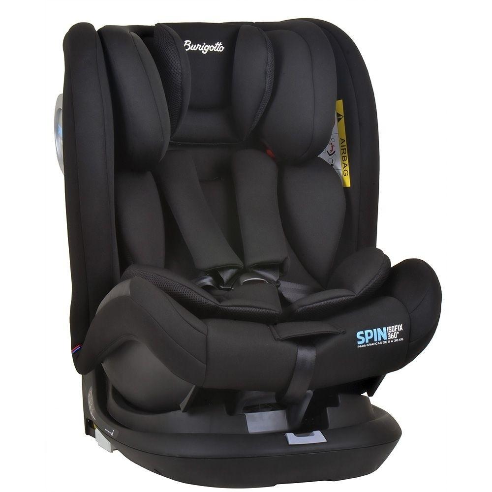 Cadeira Auto com Isofix 360 Burigotto Spin REF: 5126