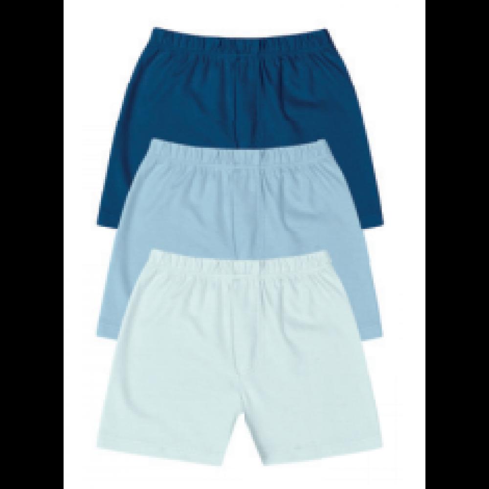 Kit Shorts 3 Peças Kiko e Kika REF:  2311