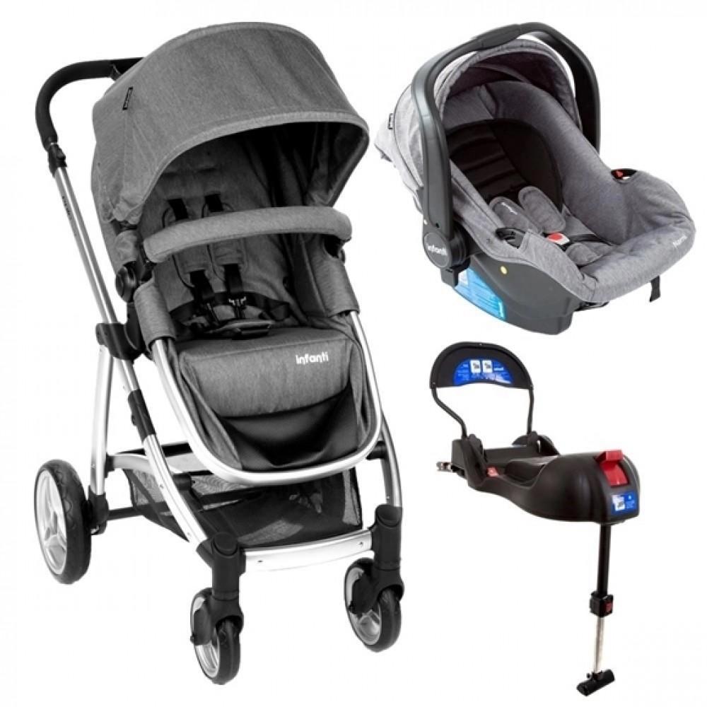Carrinho de Bebê Travel System Epic Lite Dorel