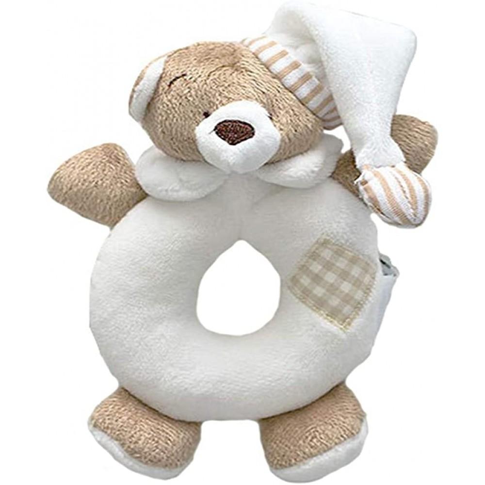 Chocalho Para Bebês Ursinho Zip Toys