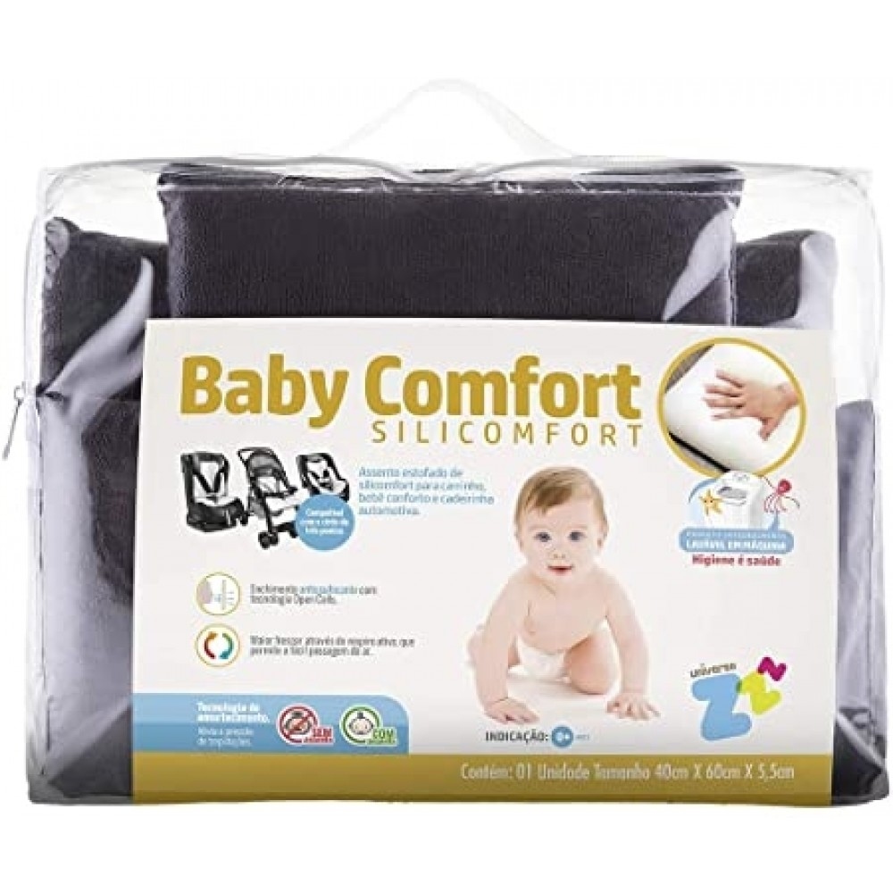 Assento Silicomfort Baby para Carrinho Fibrasca REF: Z4446