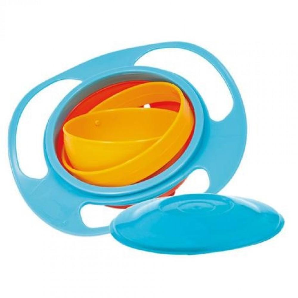 Prato Giro Bowl Blister Azul Buba 12m+ REF: 5854