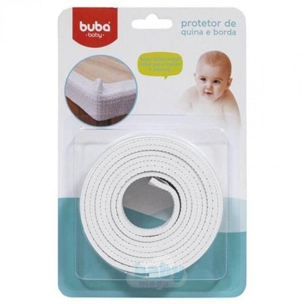 Protetor De Quina E Borda Flexível Em Rolo - Buba REF: 8331