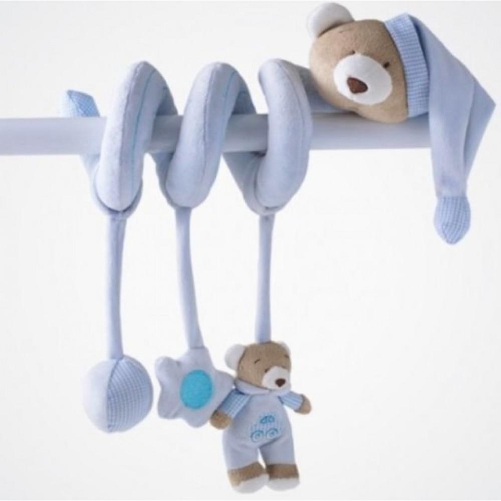 Móbile Espiral para Atividades  Zip Toys
