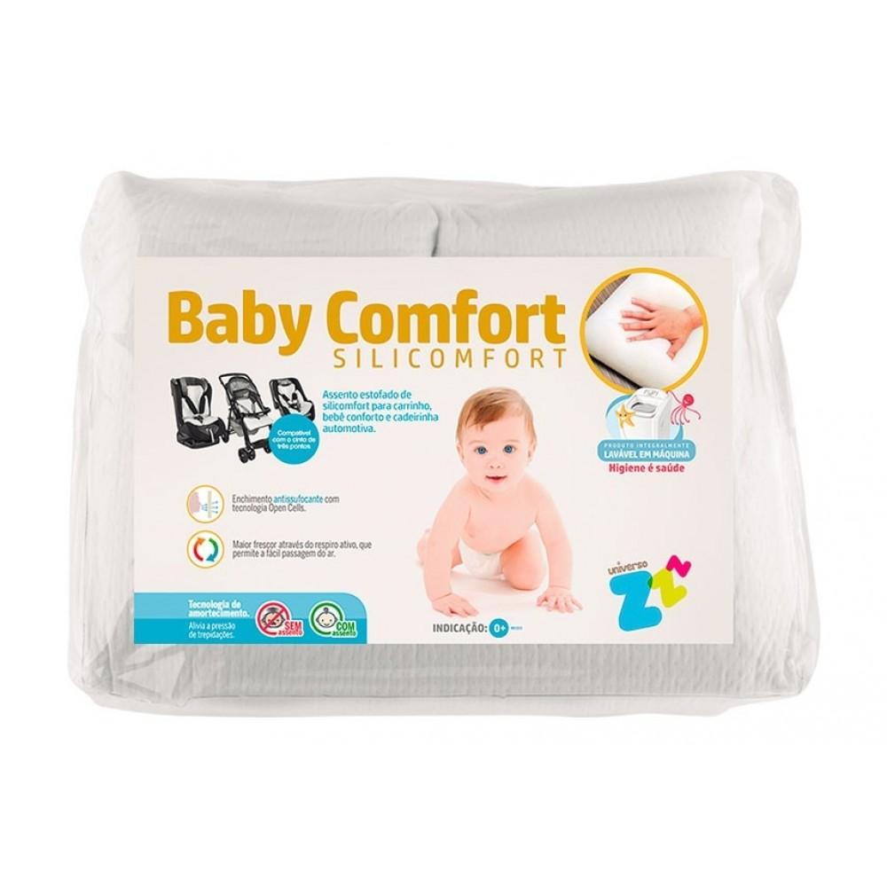 Assento Silicomfort Baby para Carrinho Fibrasca REF: Z4447