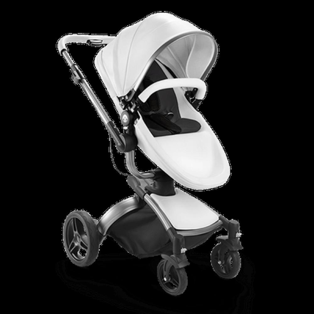 Carrinho de Bebê Litet Candy 0-15Kgs Branco REF: BB695