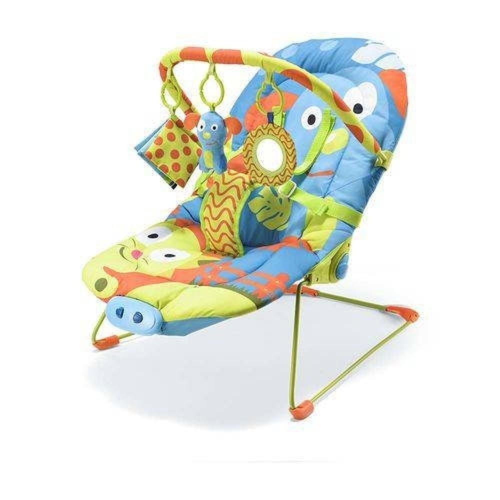 Cadeira De Descanso Para Bebês 0-15kg Cachorro Multilaser REF: BB362