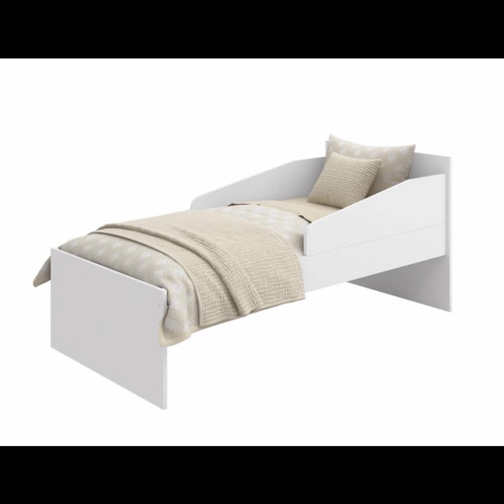 Mini Cama Juju Branco Fosco Reller REF :  11315