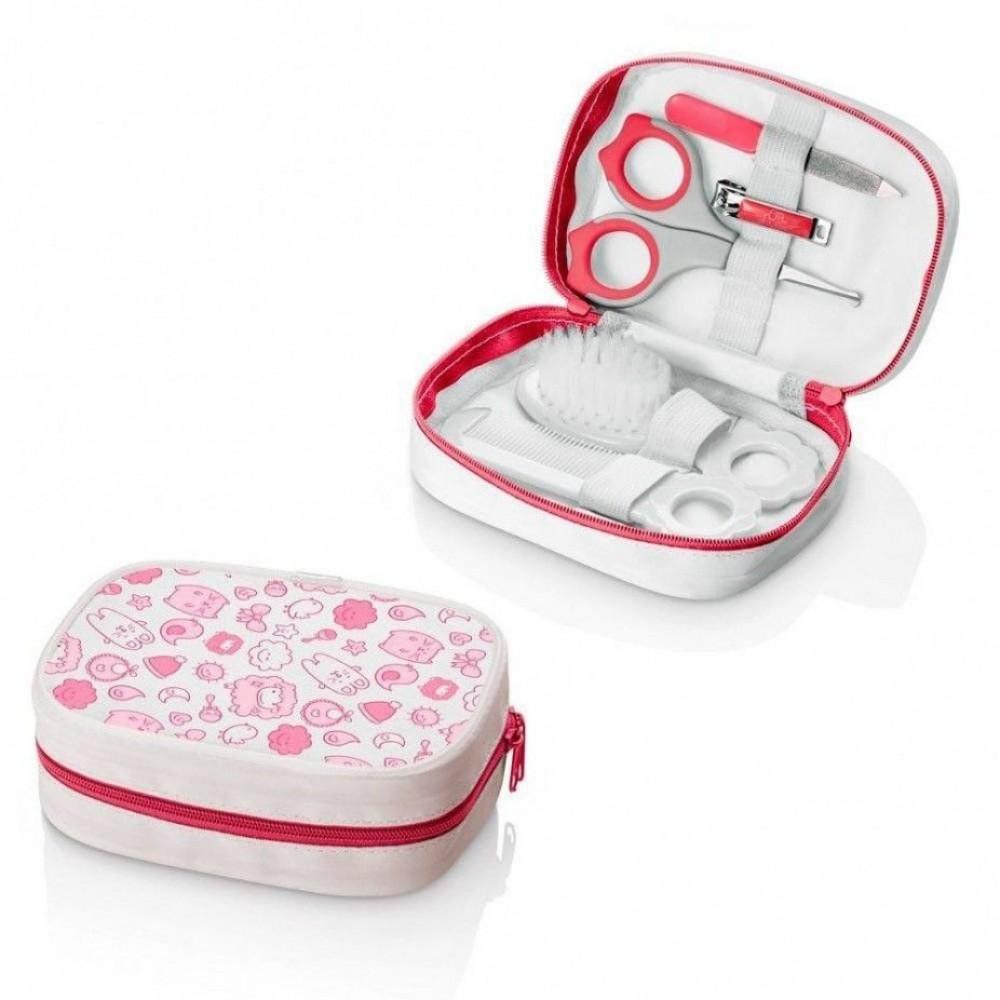 Kit Higiene Rosa Multikids REF: BB098