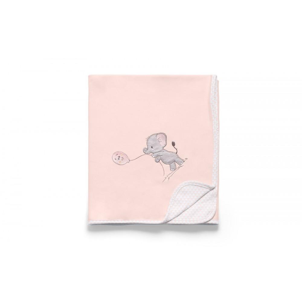 Manta Suedine Lembranças de Infância Hug REF: E14813A