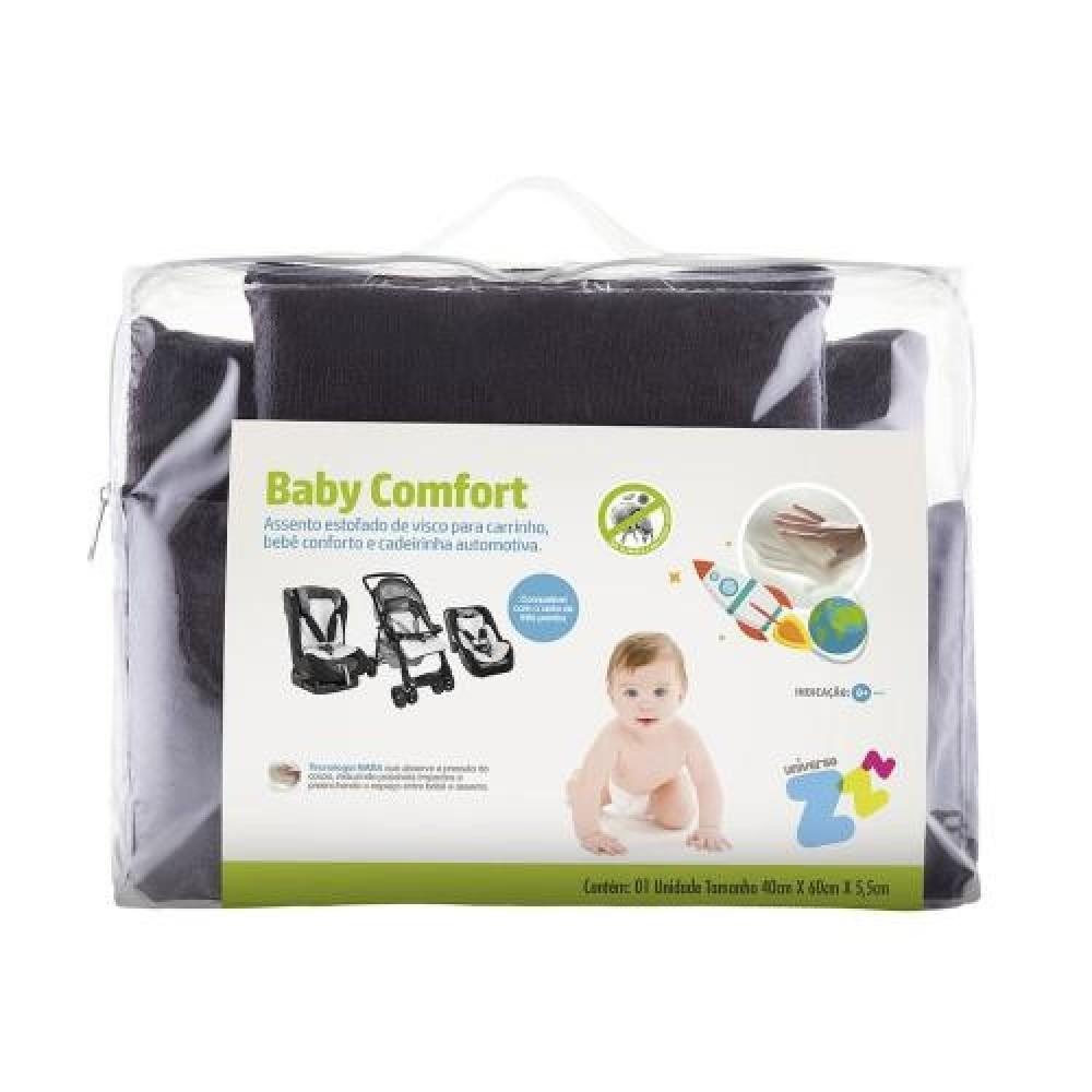 Assento Estofado Viscoelástico para Carrinho de Bebê Fibrasca REF: Z4442