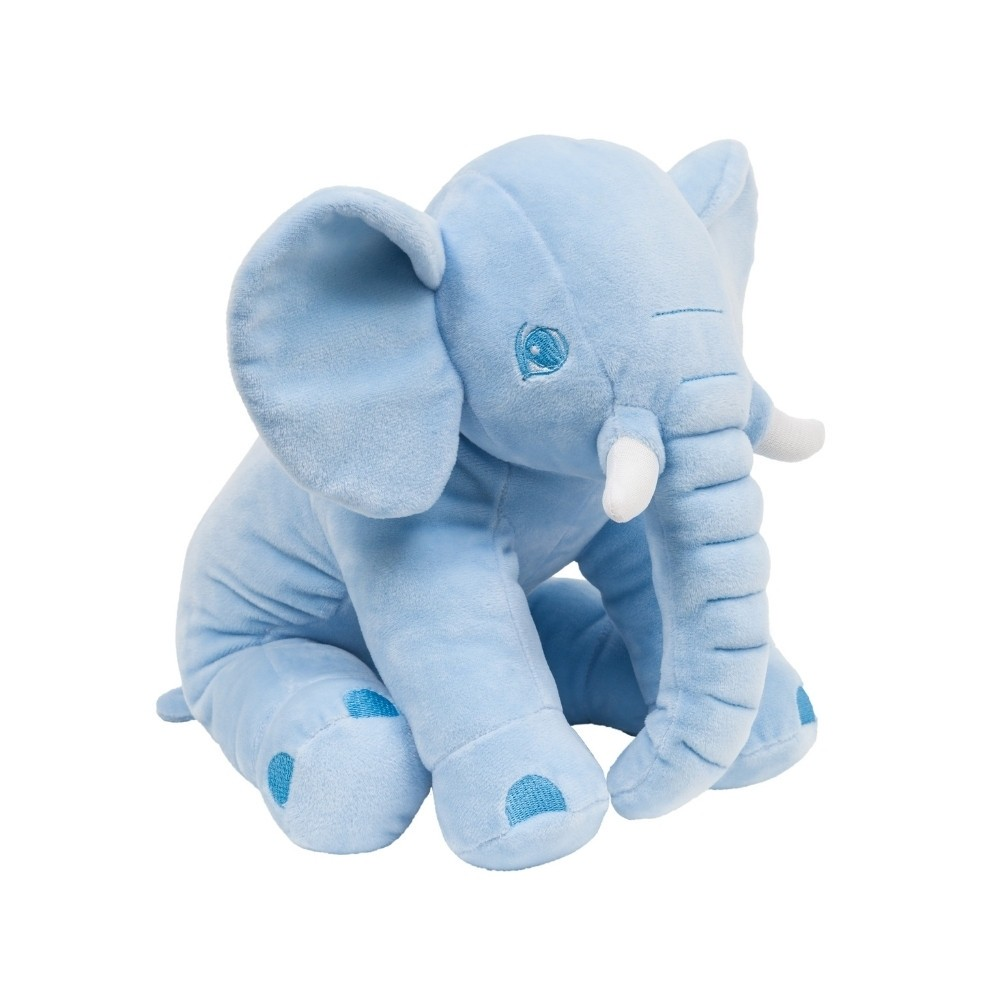 Elefante Pelúcia 30cm Buba  REF: REF: 10743