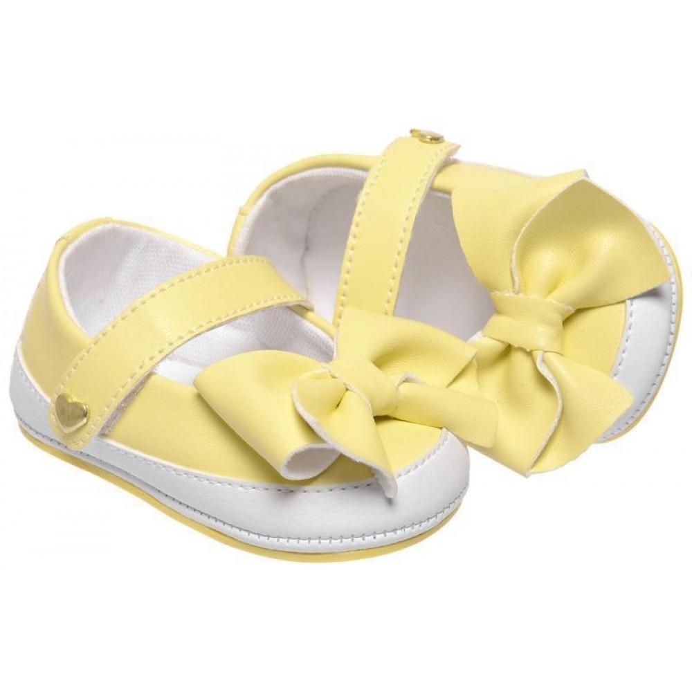 Sapato Feminino Baby I REF: 1831B