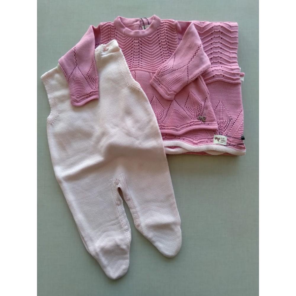 Saída Maternidade Giovana Club Colors REF:  21637