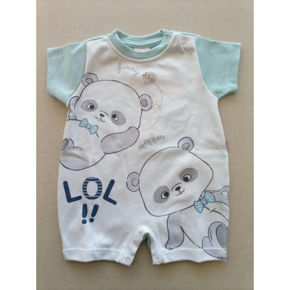 Macaquito Gêmeos Panda Anjos Baby REF:  211197